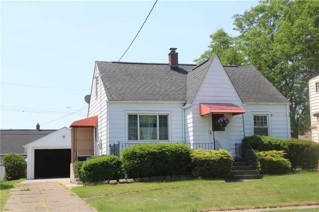 35 Park Edge Drive, Cheektowaga, NY 14225 (MLS #B1343881) :: 716 Realty Group