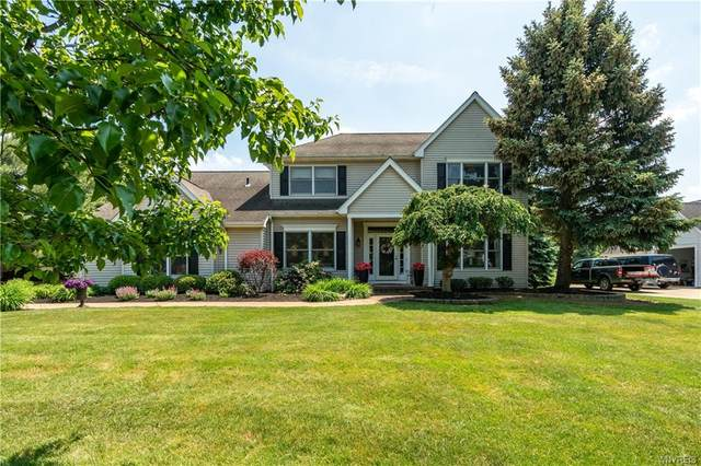 34 Silent Meadow Lane, Orchard Park, NY 14127 (MLS #B1343898) :: BridgeView Real Estate Services