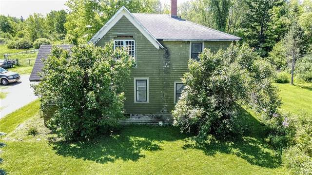 1467 Blakeley Road, Aurora, NY 14052 (MLS #B1343955) :: BridgeView Real Estate Services