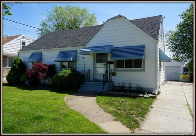 114 Sandra Drive, Cheektowaga, NY 14225 (MLS #B1344097) :: Robert PiazzaPalotto Sold Team