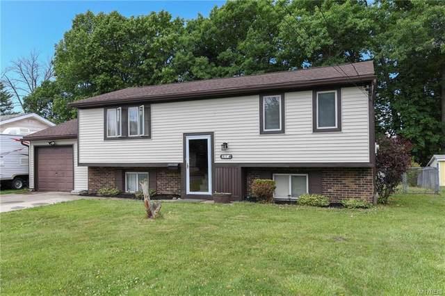 81 N Mason Court, Niagara Falls, NY 14304 (MLS #B1344136) :: BridgeView Real Estate Services