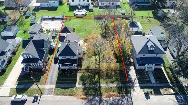 857 Ohio Avenue, North Tonawanda, NY 14120 (MLS #B1344249) :: 716 Realty Group