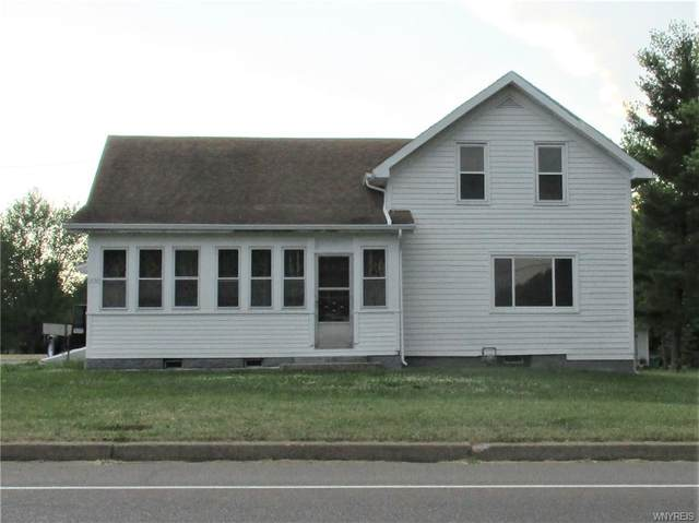 1130 Borden Road, Cheektowaga, NY 14043 (MLS #B1344254) :: Robert PiazzaPalotto Sold Team