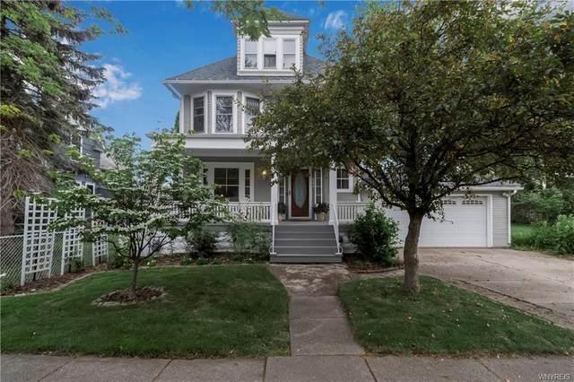 684 Main Street, West Seneca, NY 14224 (MLS #B1344286) :: BridgeView Real Estate Services