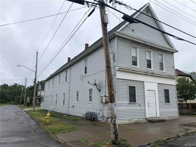 57 Center Street, Lackawanna, NY 14218 (MLS #B1344360) :: TLC Real Estate LLC