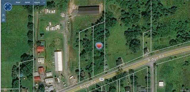 0 Ridge Road, Lewiston, NY 14092 (MLS #B1344363) :: 716 Realty Group