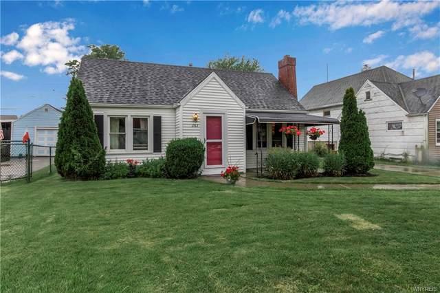 282 Knox Avenue, West Seneca, NY 14224 (MLS #B1344391) :: BridgeView Real Estate Services