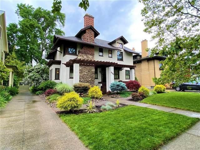 125 Woodbridge Avenue, Buffalo, NY 14214 (MLS #B1344427) :: TLC Real Estate LLC