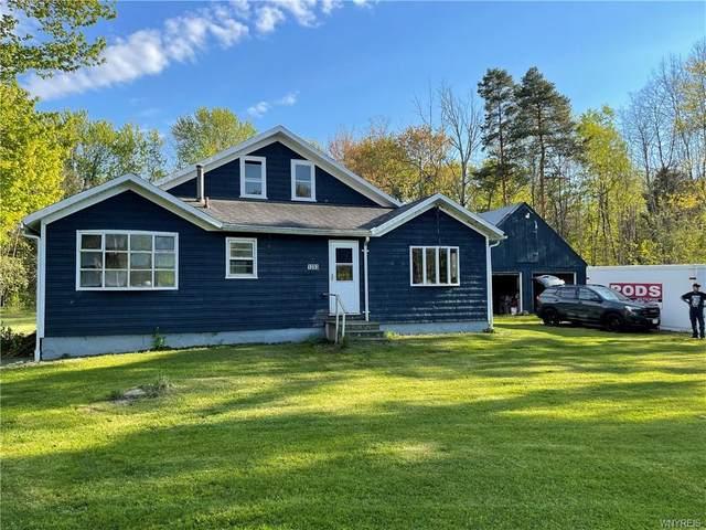1393 S Creek Road, Evans, NY 14047 (MLS #B1344447) :: BridgeView Real Estate Services