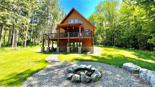 7061 Mill Valley/ Rainbow Ridge Lot 3, East Otto, NY 14729 (MLS #B1344502) :: Lore Real Estate Services