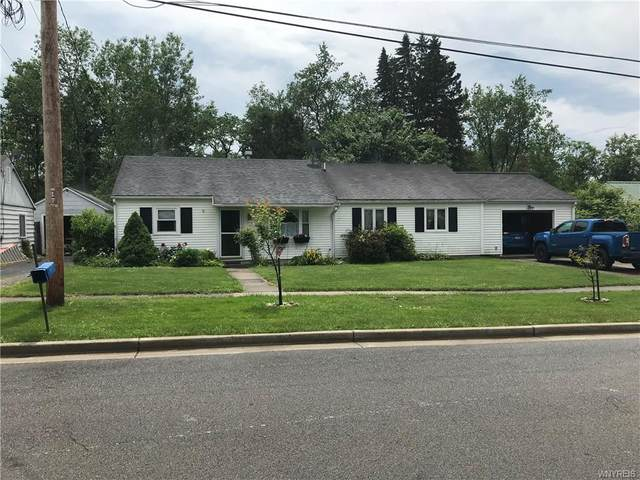 714 Prospect Avenue, Olean-City, NY 14760 (MLS #B1344533) :: Lore Real Estate Services
