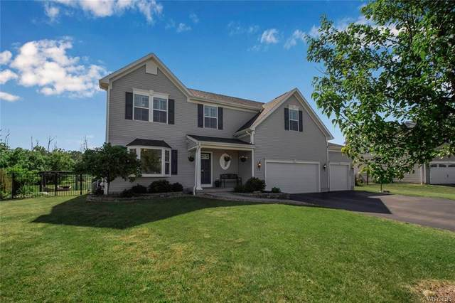 5886 Monaghan Lane, Clarence, NY 14032 (MLS #B1344611) :: 716 Realty Group