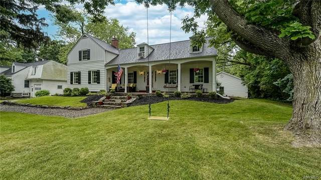4090 Harris Hill Road, Clarence, NY 14221 (MLS #B1344759) :: 716 Realty Group