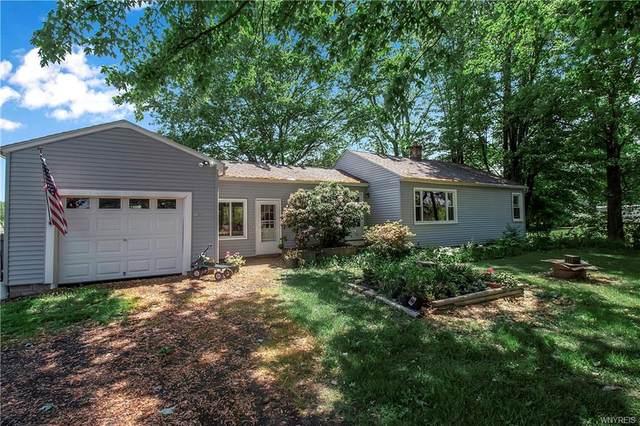 2209 Eden Evans Center Road, Eden, NY 14057 (MLS #B1344765) :: BridgeView Real Estate