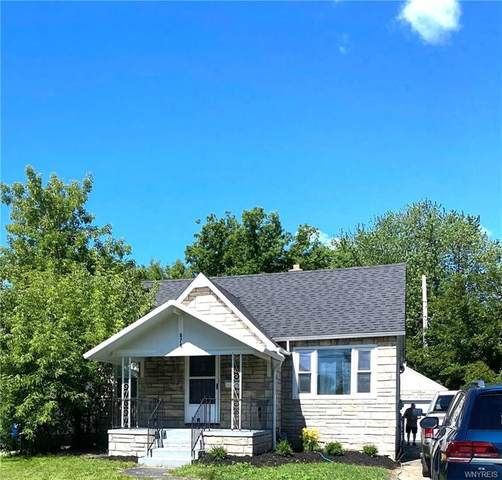 876 Sweet Home Road, Amherst, NY 14226 (MLS #B1344851) :: 716 Realty Group