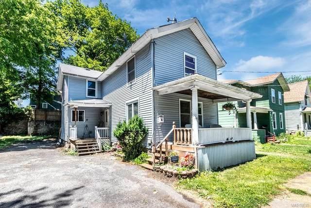 176 Gooding Street, Lockport-City, NY 14094 (MLS #B1344853) :: Robert PiazzaPalotto Sold Team