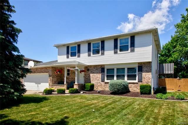 124 Villa Maria Road, West Seneca, NY 14224 (MLS #B1344865) :: BridgeView Real Estate Services