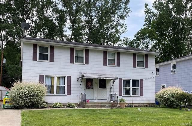 81 Cascade Drive, Amherst, NY 14228 (MLS #B1344868) :: 716 Realty Group