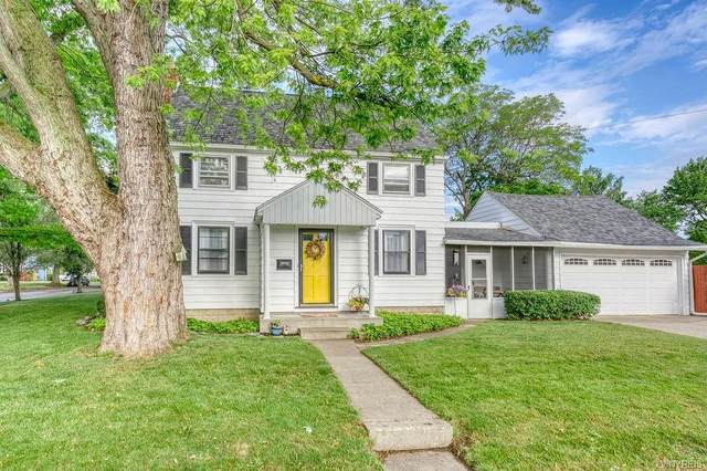 584 Chestnut Street, North Tonawanda, NY 14120 (MLS #B1344923) :: 716 Realty Group