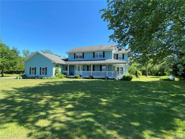 12337 Clarence Center Road, Newstead, NY 14001 (MLS #B1344940) :: BridgeView Real Estate Services