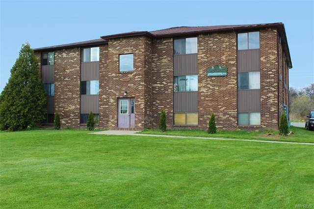 6343 Robinson Road, Lockport-Town, NY 14094 (MLS #B1344988) :: BridgeView Real Estate Services