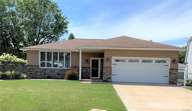 34 Old Farm Circle, West Seneca, NY 14218 (MLS #B1345052) :: BridgeView Real Estate Services
