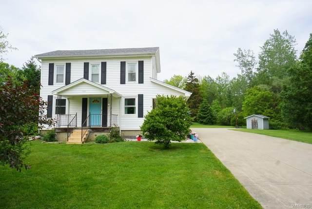 7281 Boston State Road, Boston, NY 14075 (MLS #B1345092) :: TLC Real Estate LLC