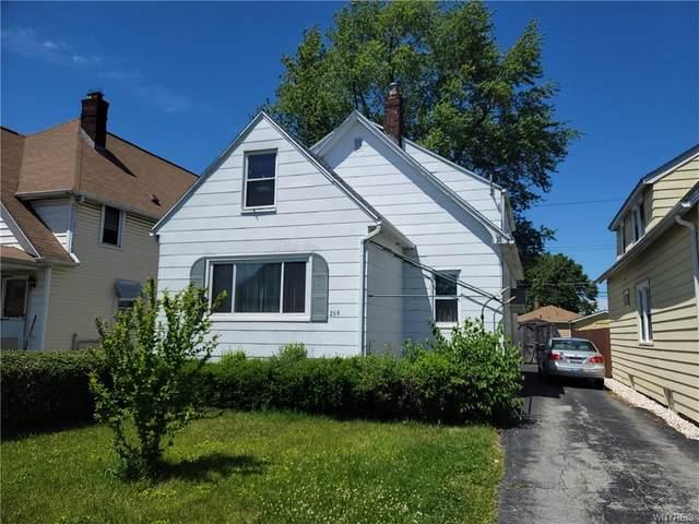 269 Heath Terrace, Tonawanda-Town, NY 14223 (MLS #B1345096) :: 716 Realty Group