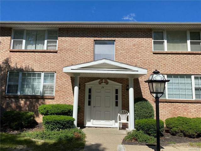 24 Old Lyme Drive #1, Amherst, NY 14221 (MLS #B1345154) :: 716 Realty Group