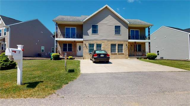 3581 Big Tree Road 28-L, Hamburg, NY 14075 (MLS #B1345192) :: BridgeView Real Estate Services