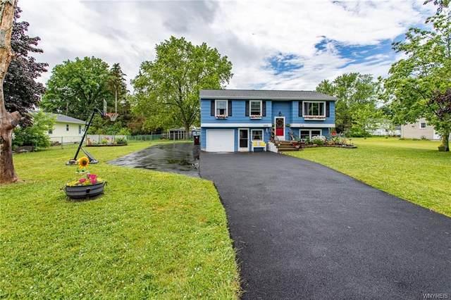 5355 Powers Road, Orchard Park, NY 14127 (MLS #B1345244) :: TLC Real Estate LLC