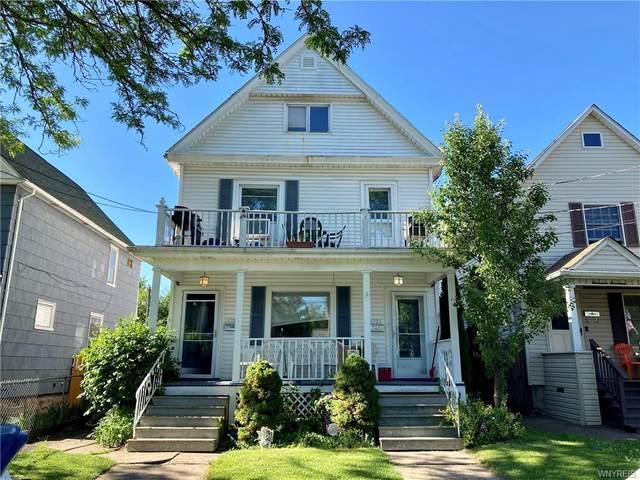 1721 Willow Avenue, Niagara Falls, NY 14305 (MLS #B1345290) :: MyTown Realty