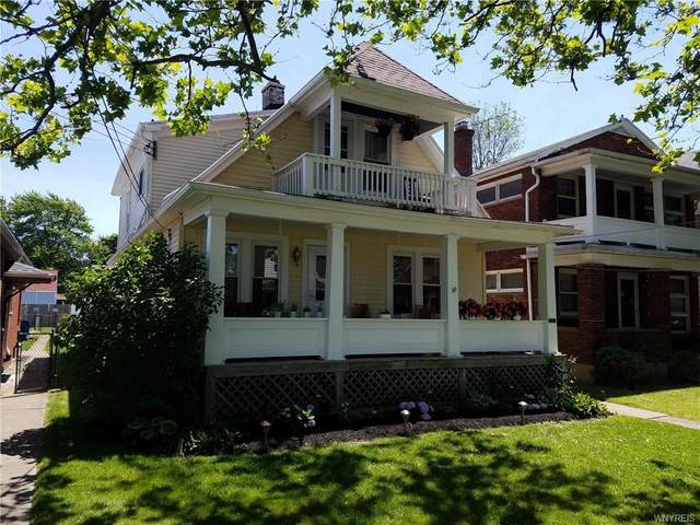 533 27th Street, Niagara Falls, NY 14301 (MLS #B1345316) :: BridgeView Real Estate Services