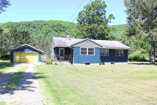 5443 Burleson Road, Great Valley, NY 14741 (MLS #B1345352) :: Lore Real Estate Services