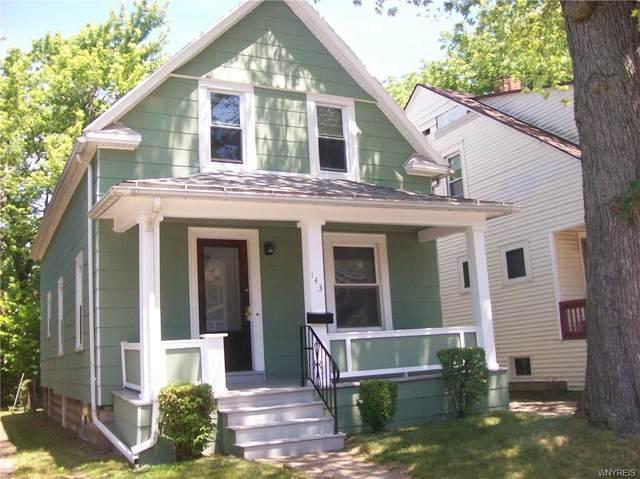 143 Heath Street, Buffalo, NY 14214 (MLS #B1345416) :: 716 Realty Group