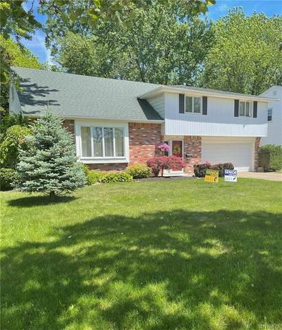 27 Ranch Trail, Amherst, NY 14221 (MLS #B1345449) :: BridgeView Real Estate Services