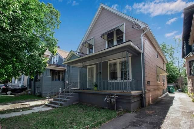 100 Eller Avenue, Buffalo, NY 14211 (MLS #B1345473) :: Robert PiazzaPalotto Sold Team