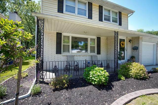 123 Ayrault Drive, Amherst, NY 14228 (MLS #B1345534) :: Robert PiazzaPalotto Sold Team