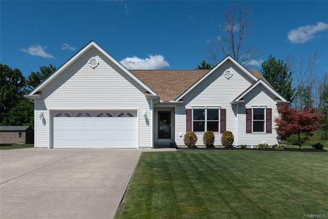 6806 Erica Lane, Lockport-Town, NY 14094 (MLS #B1345558) :: 716 Realty Group