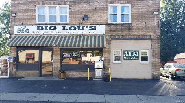 10825 Sisson Highway, North Collins, NY 14111 (MLS #B1345580) :: Serota Real Estate LLC