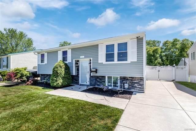 214 Maryknoll Drive, Lackawanna, NY 14218 (MLS #B1345583) :: TLC Real Estate LLC