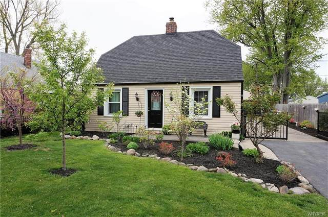 115 Koenig Road, Tonawanda-Town, NY 14150 (MLS #B1345596) :: TLC Real Estate LLC
