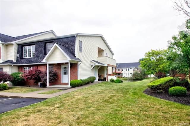 14 Keph #8, Amherst, NY 14228 (MLS #B1345603) :: TLC Real Estate LLC