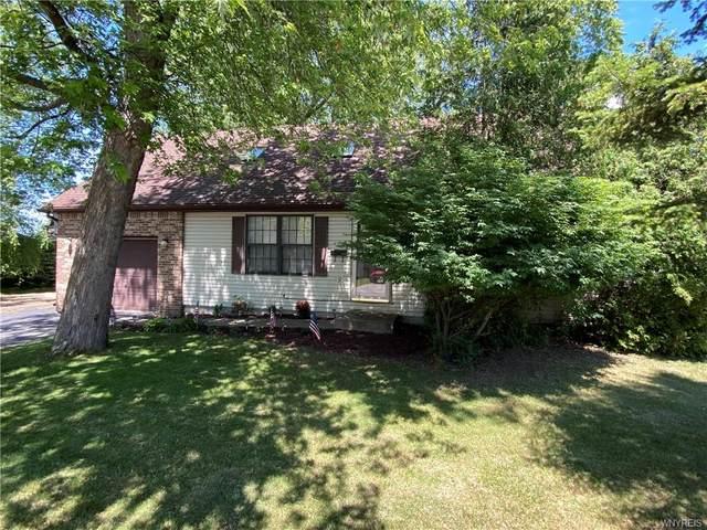 22 Burke Drive, Lackawanna, NY 14218 (MLS #B1345609) :: TLC Real Estate LLC