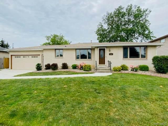 18 Grand Prix Drive, Cheektowaga, NY 14227 (MLS #B1345639) :: BridgeView Real Estate Services