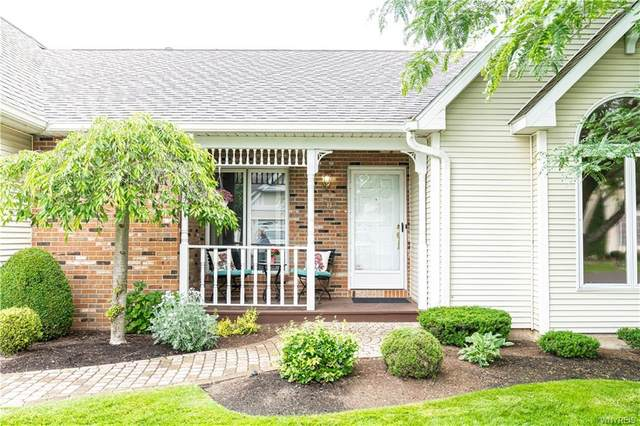 8 Village Gate Court, Amherst, NY 14221 (MLS #B1345682) :: BridgeView Real Estate Services