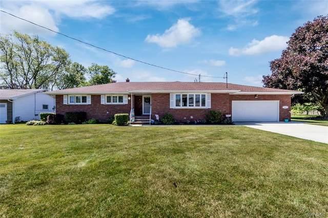 8327 Richmond Avenue, Niagara, NY 14304 (MLS #B1345691) :: Robert PiazzaPalotto Sold Team