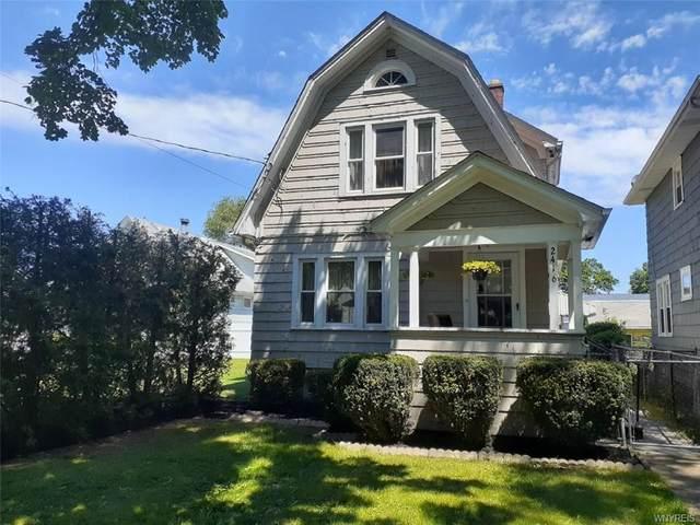 2416 Linwood Avenue, Niagara Falls, NY 14305 (MLS #B1345703) :: BridgeView Real Estate Services