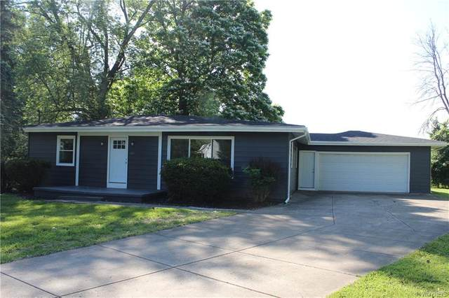 481 Tonawanda Creek Road, Amherst, NY 14228 (MLS #B1345720) :: TLC Real Estate LLC