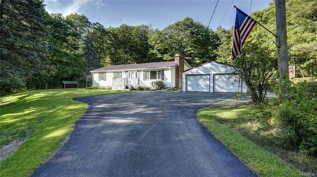 6482 Richburg Hill Road, Wirt, NY 14715 (MLS #B1345748) :: BridgeView Real Estate Services